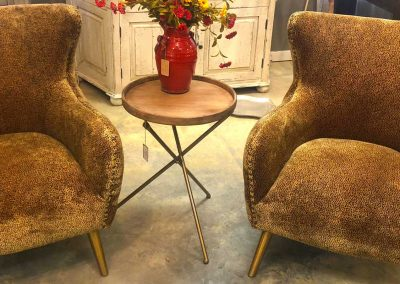 Maroni Accent Chair $999